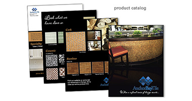 Anchor Bay Tile Product Catalog
