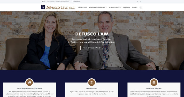 Defusco Law